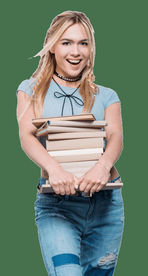 Verkoop je studieboeken